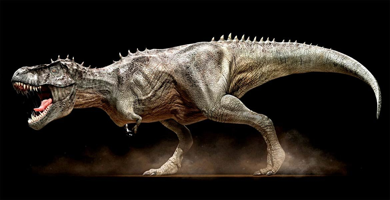 Tyrannosaurus rex - Plejada gwiazd
