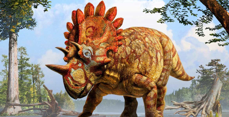 """Regaliceratops czyli """"Dino – Hellboy"""""""