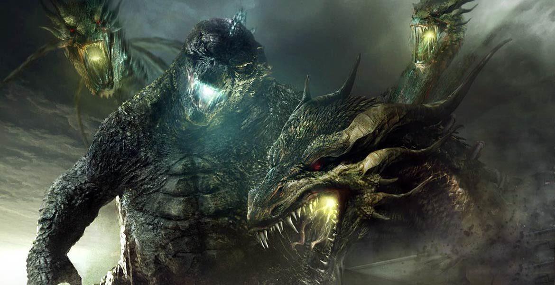 Godzilla – Król Potworów