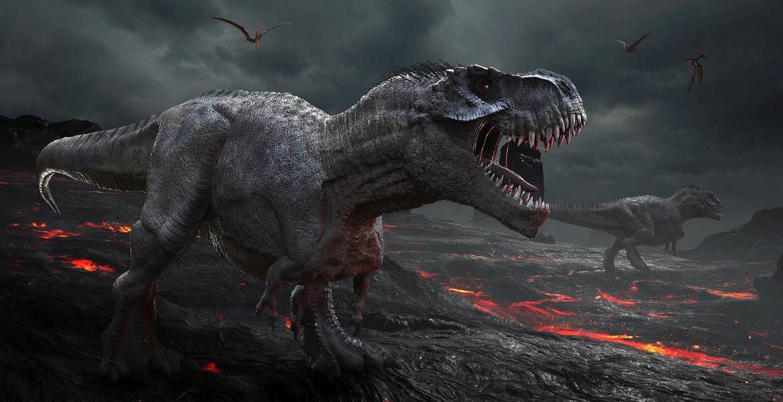 Śmiertelne sfory dinozaurów