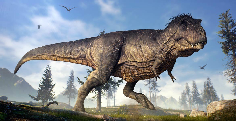 Tyranozaur - niezwykła regeneracja organizmu i sztuka przetrwania