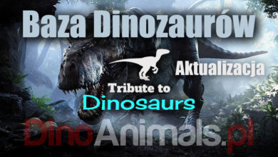 Photo of Tribute to Dinosaurs – aktualizacja bazy Lipiec 2020