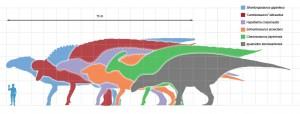 Największe ornitopody