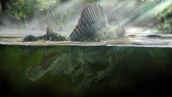 Spinozaur (Spinosaurus)