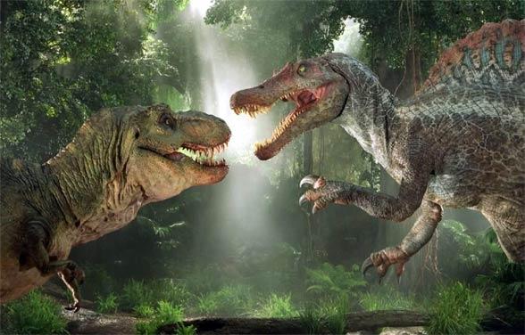 Spinozaur, Spinosaurus
