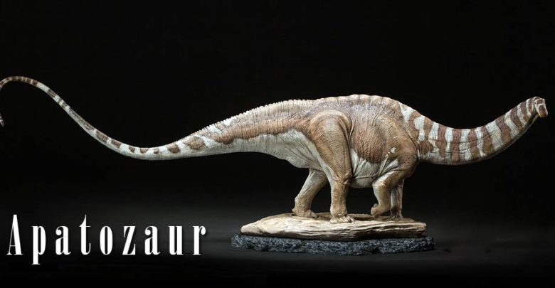 Photo of Apatozaur (Apatosaurus) – Brontozaur (Brontosaurus)