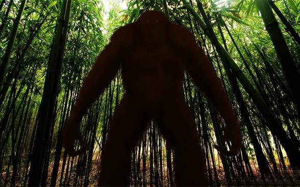 Dinoanimals Pl: Gigantopitek (Gigantopithecus)