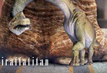 Photo of Giraffatitan brancai