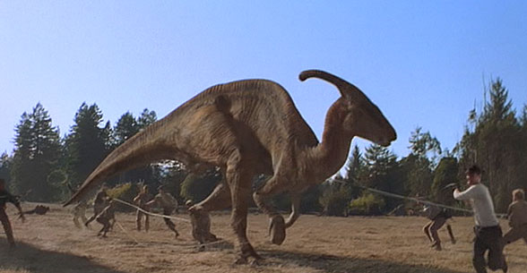 Parazaurolof (Parasaurolophus)