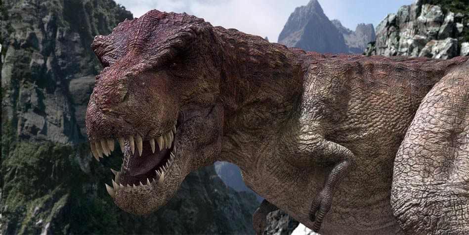 Dinoanimals Pl: Tarbozaur (Tarbosaurus Bataar)