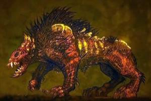Bestia z Gévaudan.