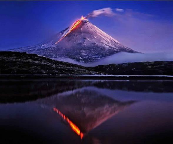 Erupcje wulkanów