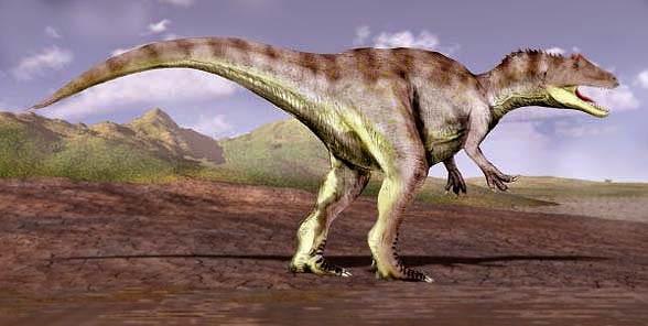 Zaurofaganaks (Saurophaganax).