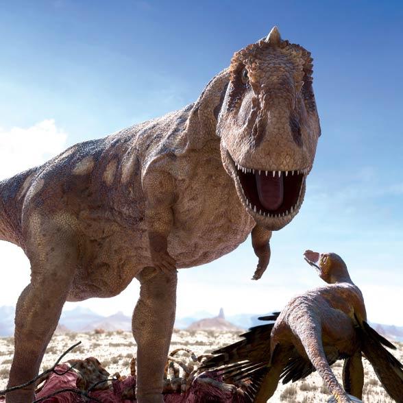 Mażungazaur (Majungasaurus)