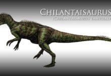 Photo of Czilantajzaur (Chilantaisaurus)