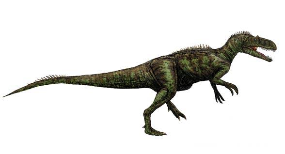 Czilantajzaur (Chilantaisaurus)