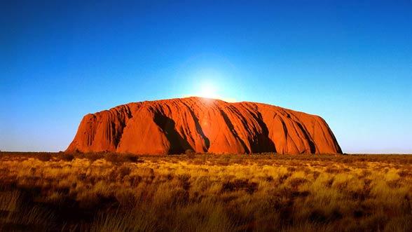 Park Narodowy Uluru-Kata Tjuta