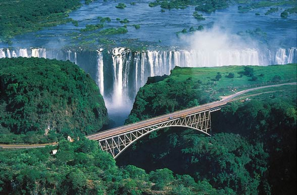 Wodospady Wiktorii