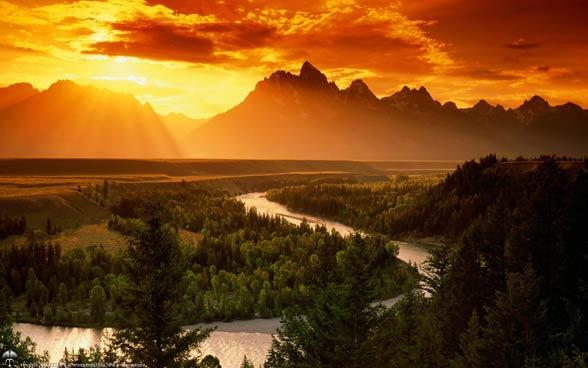 Park Narodowy Yellowstone