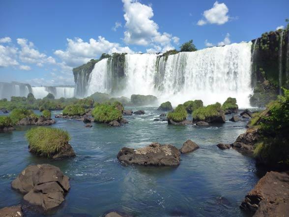 Wodospad Iguazú