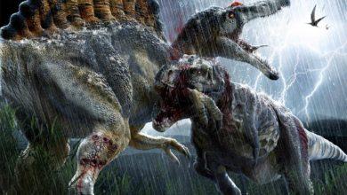 Photo of Starcie tytanów – Tyranozaur vs spinozaur