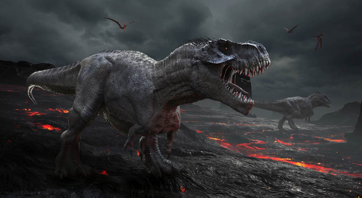 Photo of Śmiertelne sfory dinozaurów