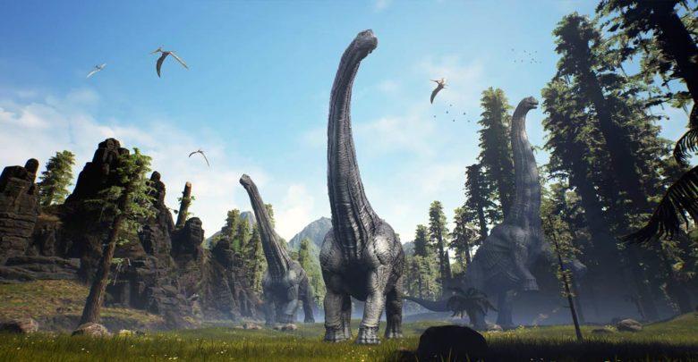 Photo of Dlaczego dinozaury były takie duże?