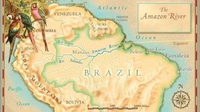 Photo of Amazonka – historia odkryć największej rzeki świata