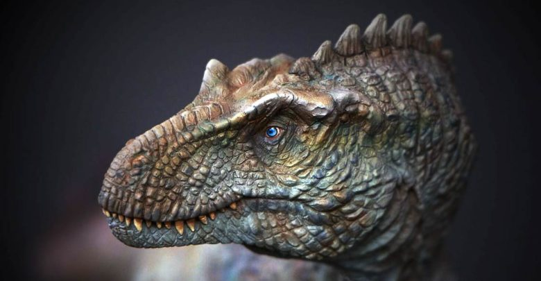 Photo of Megalozaur (Megalosaurus) – wielki jaszczur