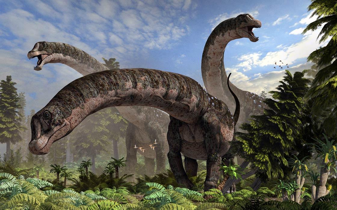 Photo of Największe z największych dinozaurów