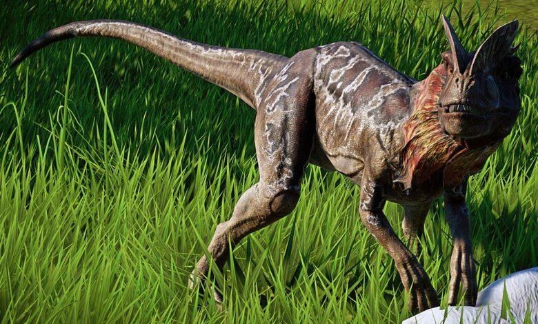Photo of Dilofozaur (Dilophosaurus) – nowy opis