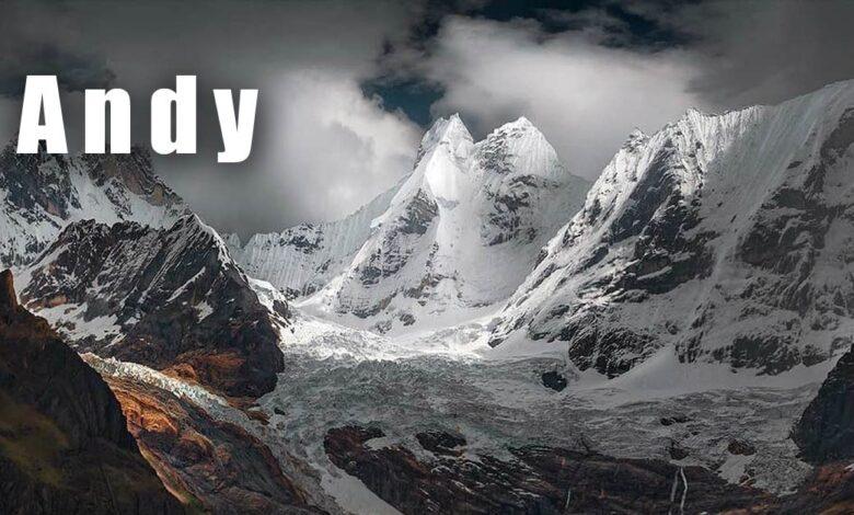Photo of Andy – najdłuższy łańcuch górski na Ziemi