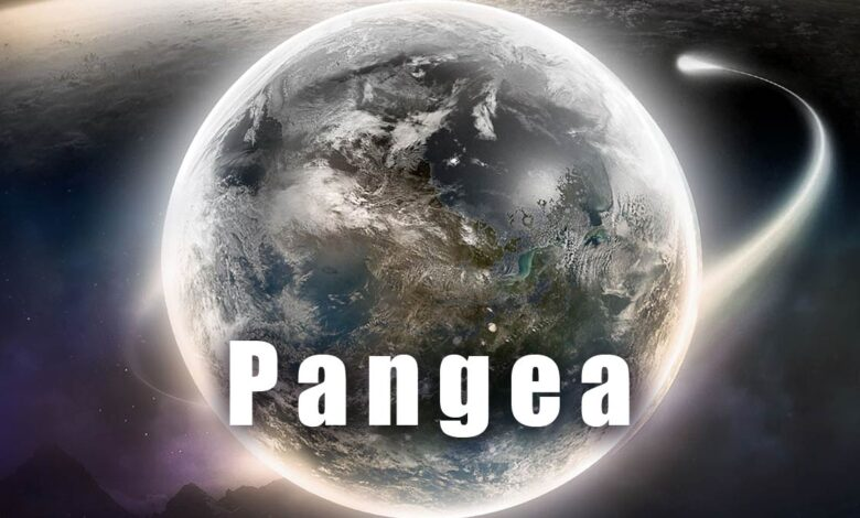 Photo of Pangea (Wszechziemia) – superkontynent