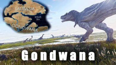 Photo of Gondwana – południowy superkontynent