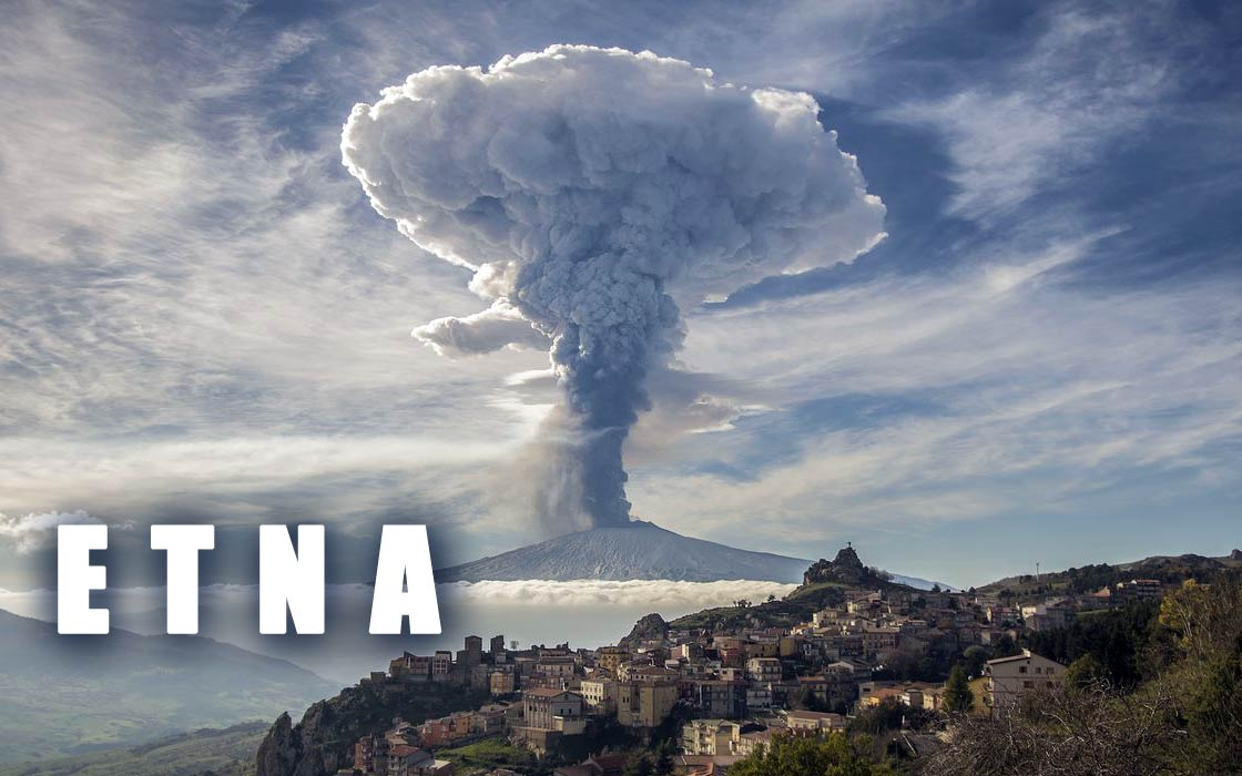 Photo of Etna – najwyższy wulkan Europy